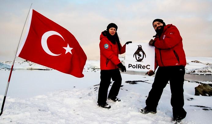 Antarktika'da üs için çalışmalar başladı