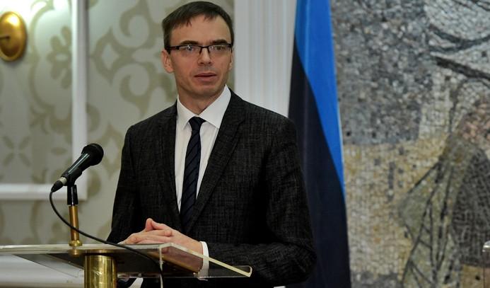 Estonya, AB ve NATO'nun genişlemesinden yana