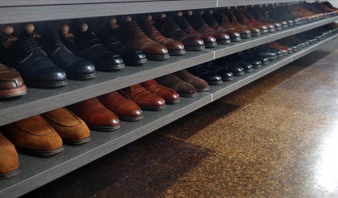 Ayakkabıda asıl çılgın erkekler