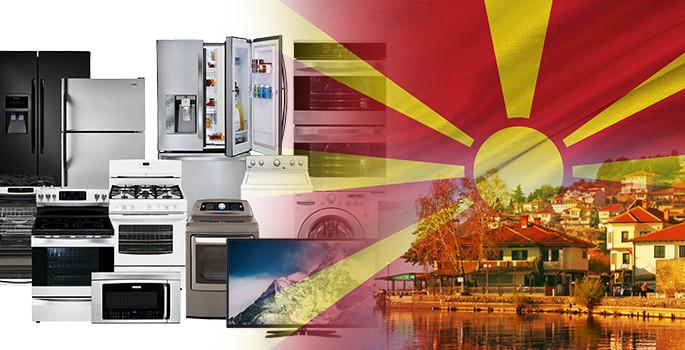 Makedon firma elektrikli ev aletleri tedarikçileri arıyor