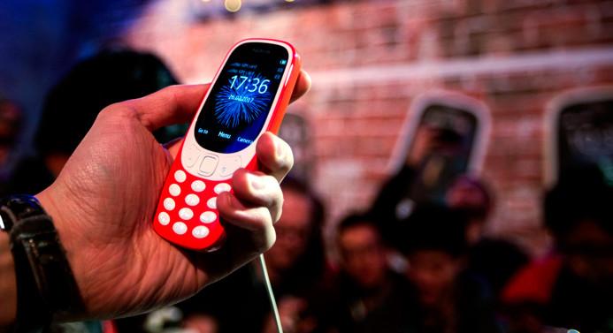 Karşınızda yenilenmiş Nokia 3310