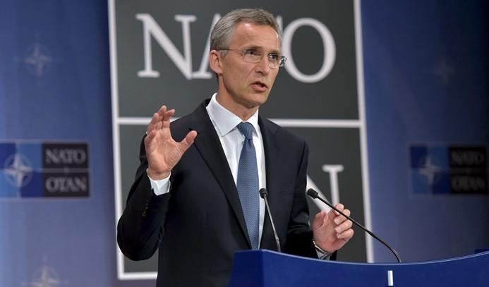 NATO'dan sükunet çağrısı