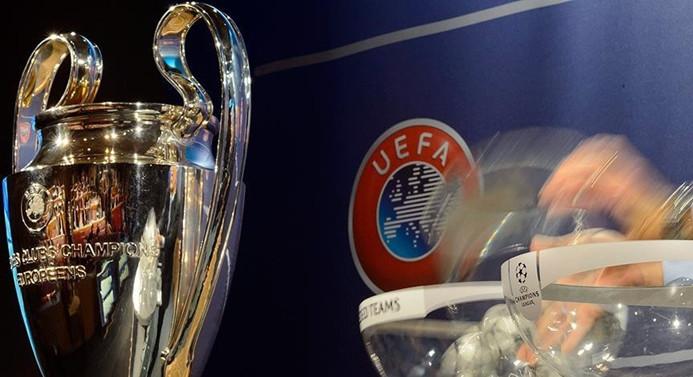 Avrupa futbolunda kura heyecanı