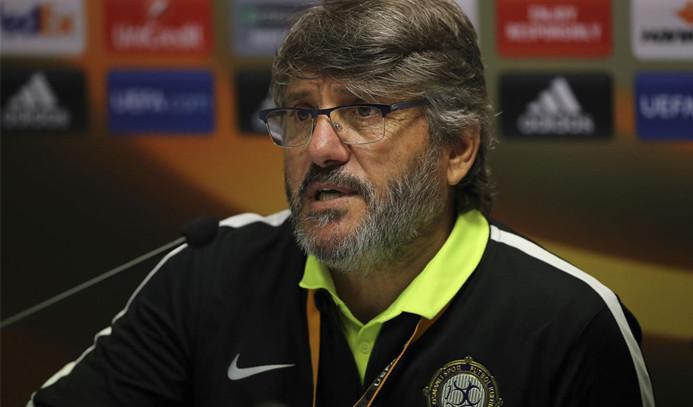 Osmanlıspor'un hocası istifa etti