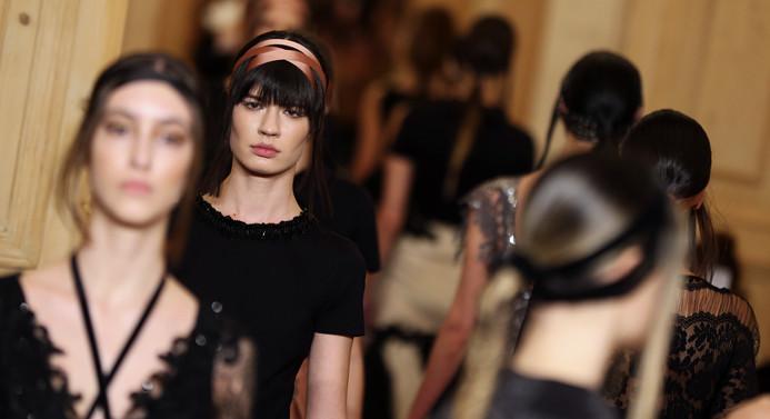 Modanın kalbi İstanbul'da atıyor