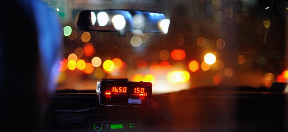 Takside yeni sorun: Yuvarlama