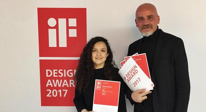 IF Design'dan Arçelik'e 4 ödül