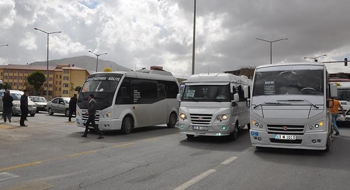 Bitlis'teki sokağa çıkma yasağı sona erdi