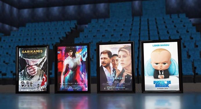 Vizyona 8 film birden geldi