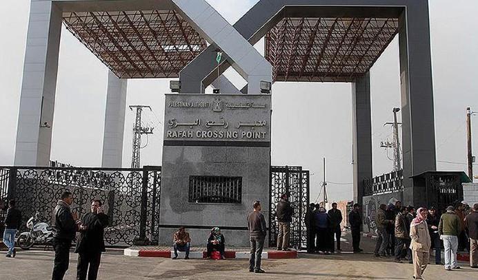 Refah Sınır Kapısı açılıyor
