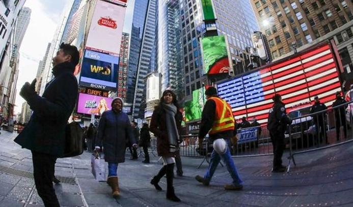 ABD'de dış ticaret açığı 5 yılın zirvesinde