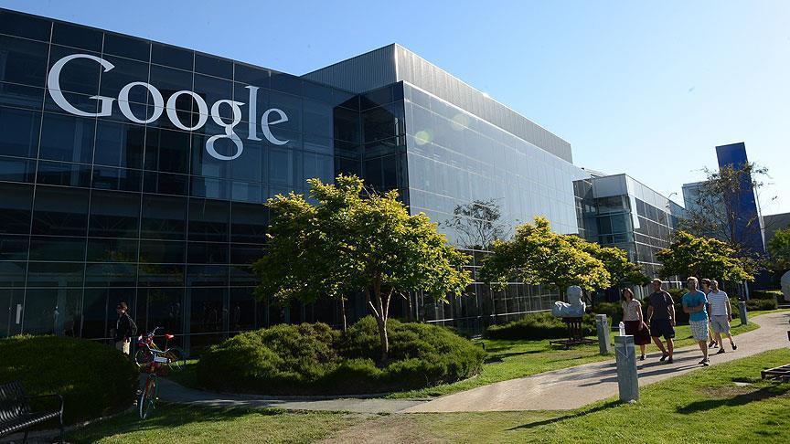 'Google kadınlara daha az maaş veriyor'
