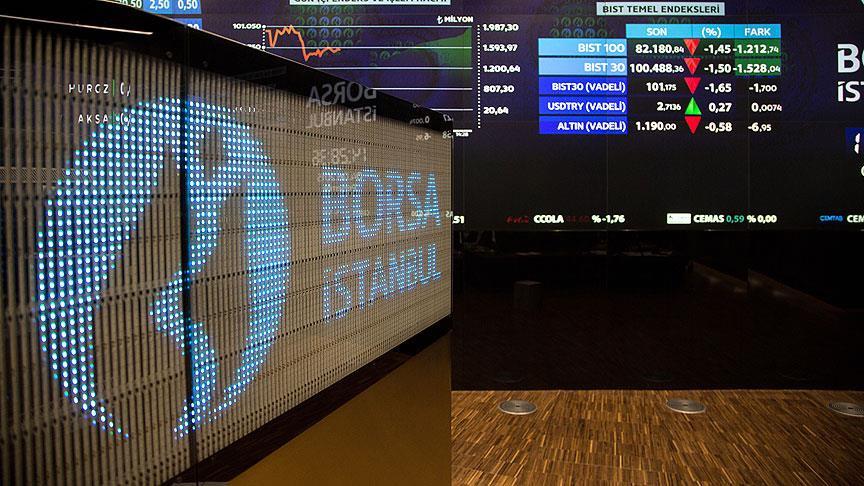 Borsa 'Gezi' öncesine döndü