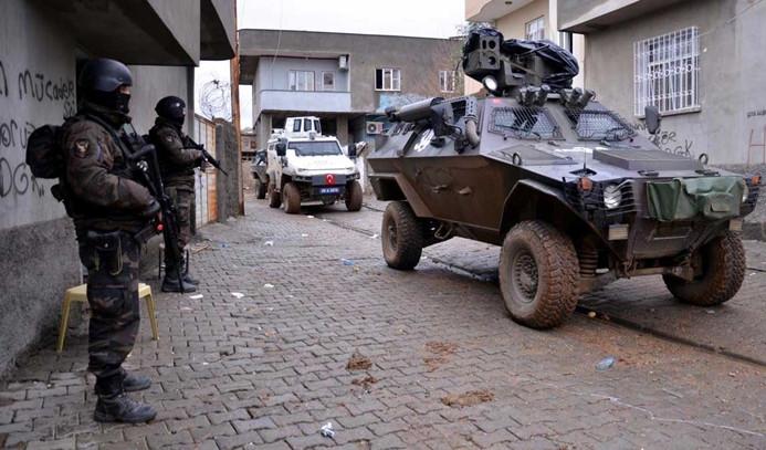 Elazığ'da 15 gün süreyle özel güvenlik bölgesi uygulaması