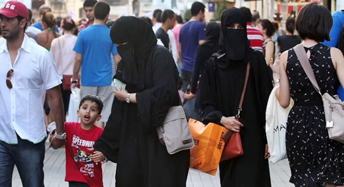 Arap turist sayısı 3 milyona ulaştı