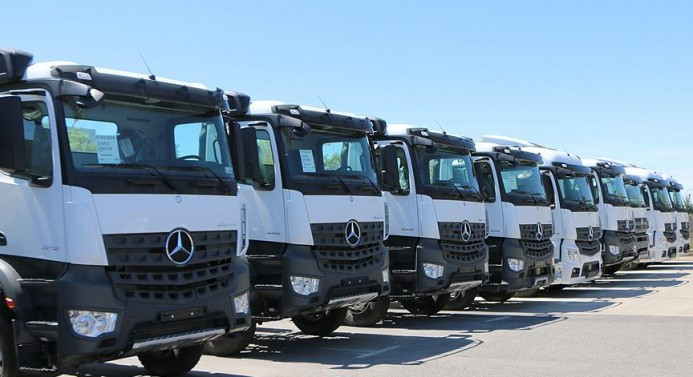 Mercedes'ten 8.4 milyon euro yatırım