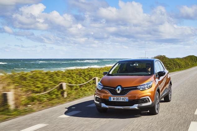 İşte 2018 Renault Captur