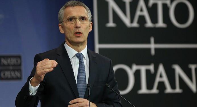 'NATO'nun muharip rol üstlenmesi için talep yok'