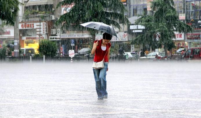 Meteorolojiden ani sel uyarısı