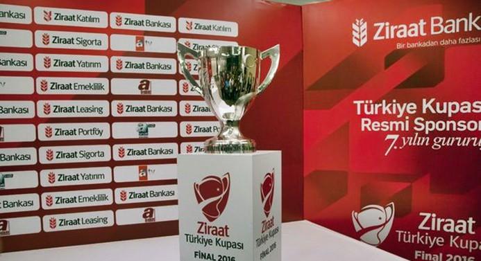 55. Ziraat Türkiye Kupası sahibini bulacak