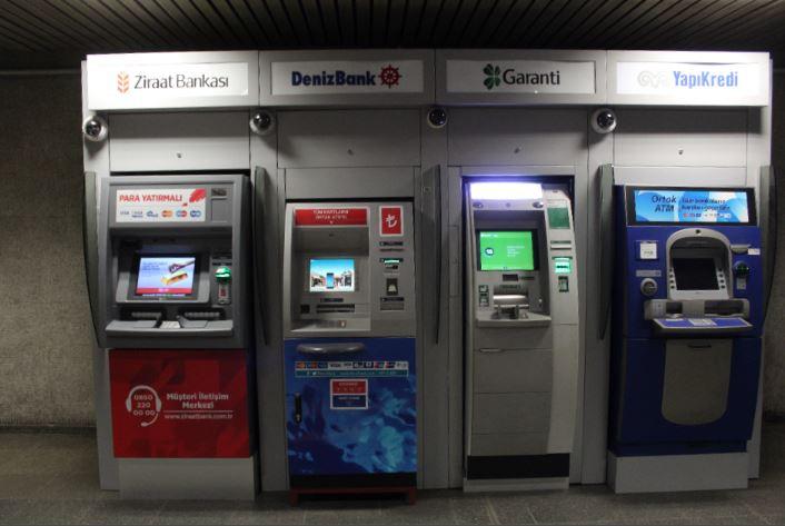 Metrolarda ATM'ler tekrar aktif