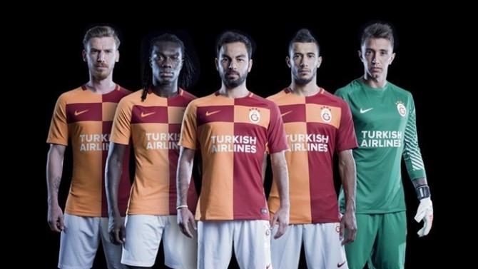 THY, Galatasaray'a sponsor oldu