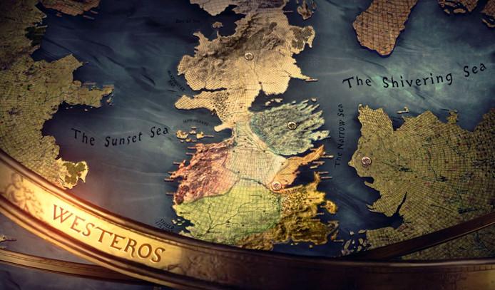 Game of Thrones'un  ideal rotaları