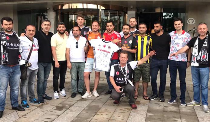 Beşiktaş'a Çin'de yoğun ilgi