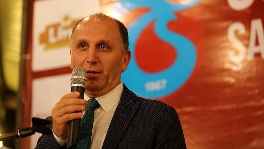 Usta: Trabzonspor tırmanışta