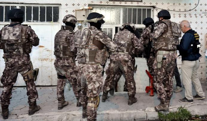 PKK ve DEAŞ'a operasyon: 44 gözaltı