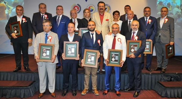 Samsun'da 150 şirket ödüllendirildi