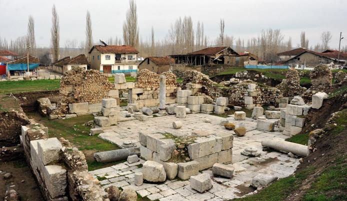 Sebastapolis Antik Kenti'nde en büyük sorun kamulaştırma
