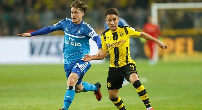 Borussia Dortmund'dan Emre Mor'a izin
