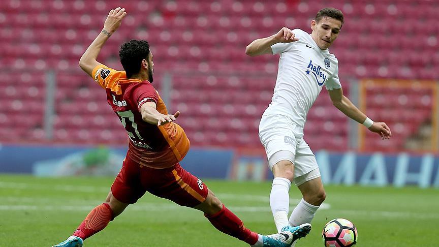Kasımpaşa, Galatasaray'a konuk oluyor