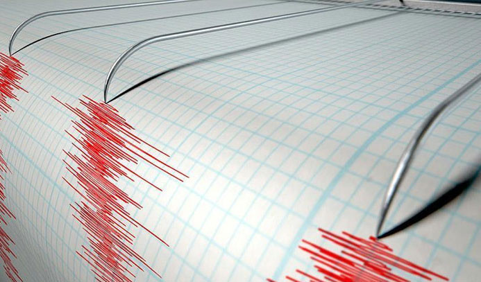 Van'da 4,1 büyüklüğünde deprem