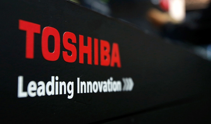 Toshiba 18 milyarlık anlaşmaya imza attı