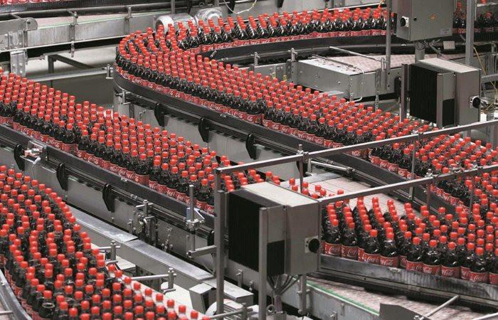 Coca Cola İçecek'in satış hacmi arttı