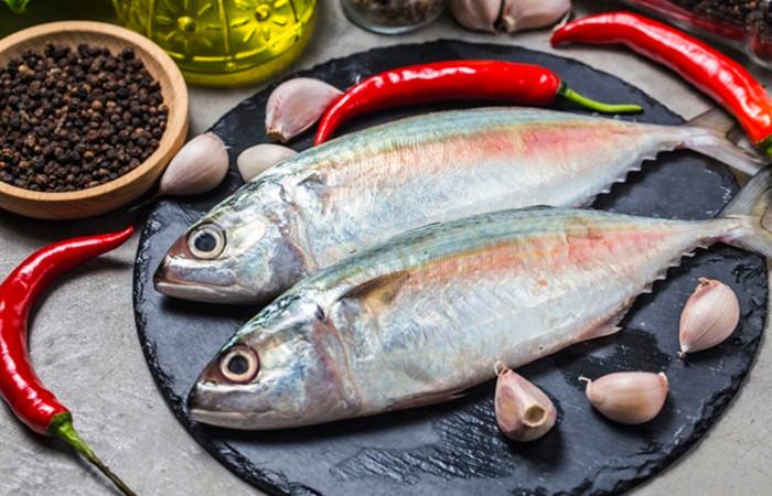 Denizsiz kentten 4,7 bin ton balık ihracatı