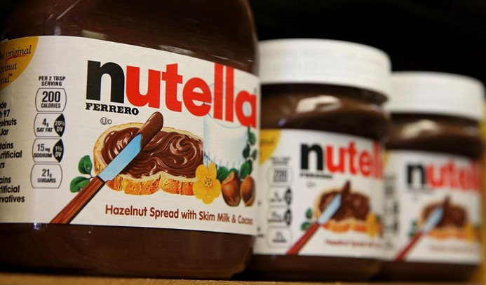 Fransa'da Nutella indirimi izdihama yol açtı