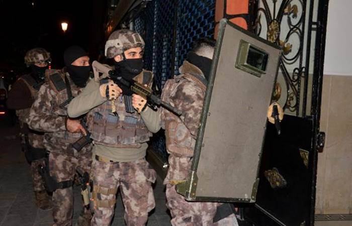 Adana'da Furkan Vakfı'na operasyon: 21 gözaltı