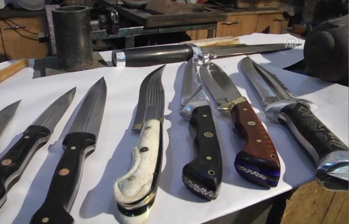 Sivas bıçağı tescil yolunda