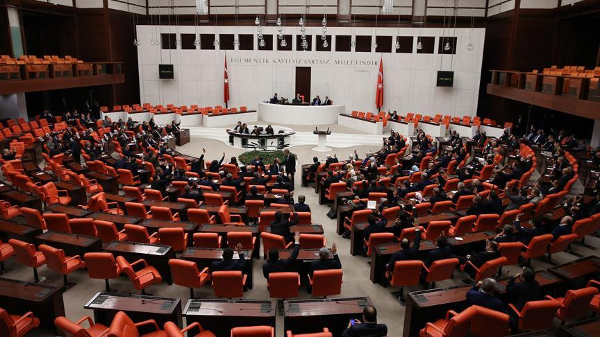 Meclisteki parti sayısı 9'a çıktı