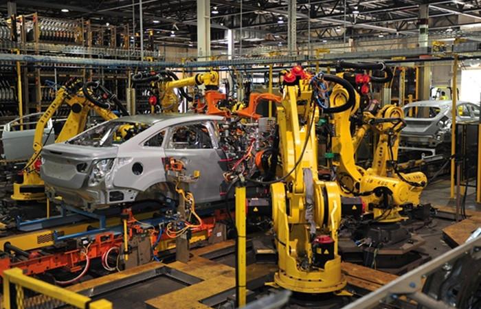 Otomotiv üretimi yüzde 5 düştü