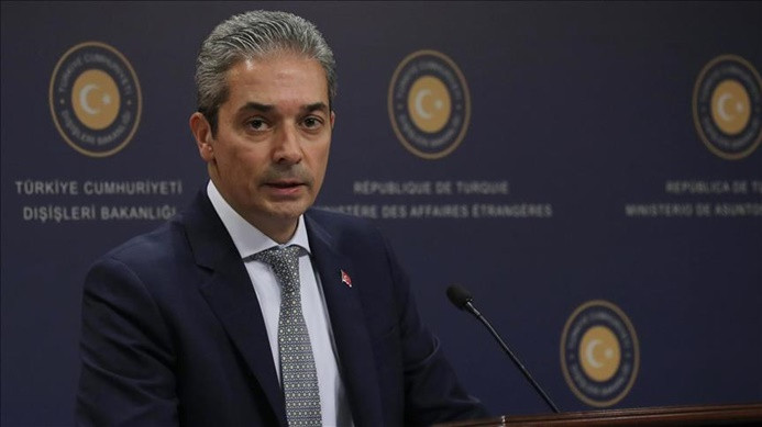 Yunanistan-Mısır-GKRY'nin 'temelsiz atıflarına' tepki