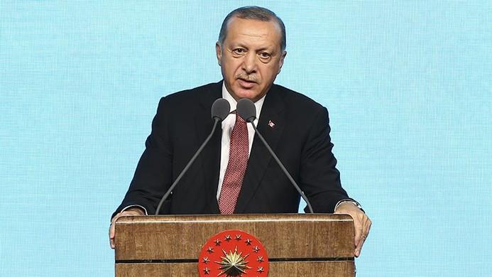 Erdoğan: Yeniden diriliş, şahlanış döneminin arefesindeyiz