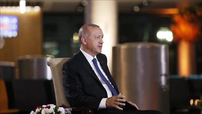 Erdoğan'dan 'Cumhur İttifakı' açıklaması