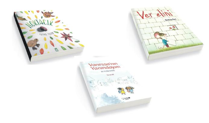 resimli 3 özel kitap