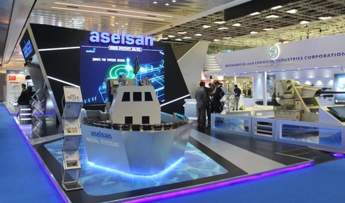 Aselsan 1,7 milyar TL net kar elde etti