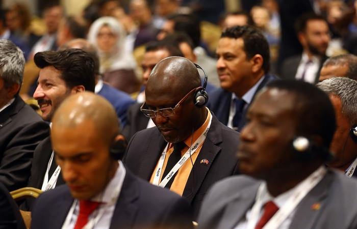 Afrika iş dünyası İstanbul'da ağırlanacak