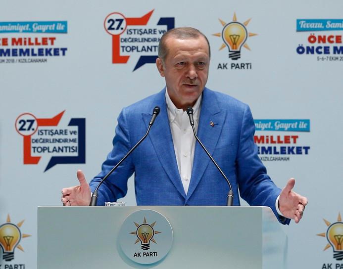 Erdoğan'dan IMF açıklaması